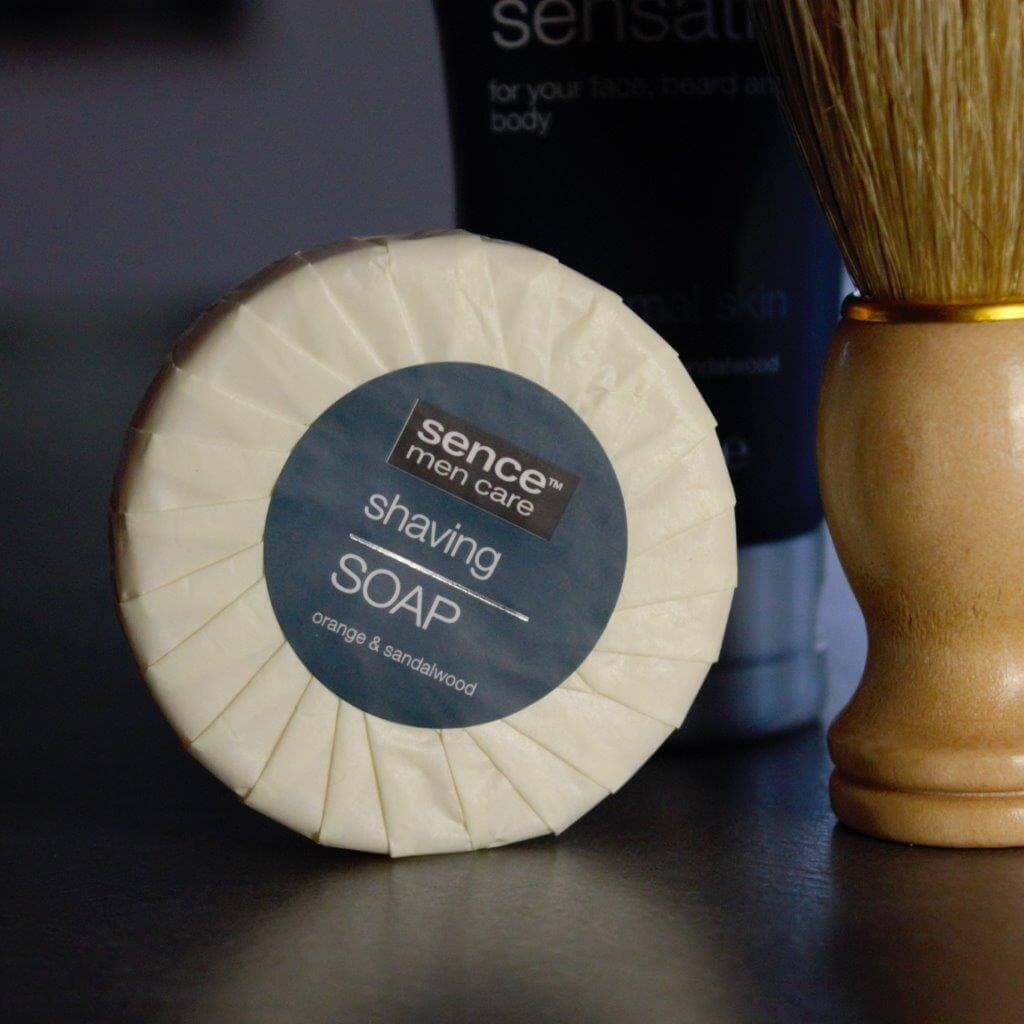 Scheer-set voor je baard en snor